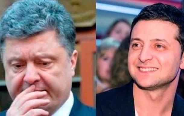 Состоятся ли дебаты: Зеленский vs Порошенко?