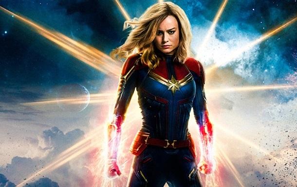 Збори фільму Капітан Марвел перевищили мільярд доларів