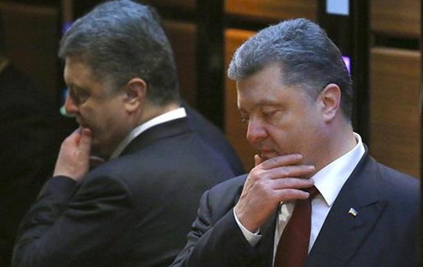 Трудный выбор Порошенко: между поражением, революцией и  беспределом