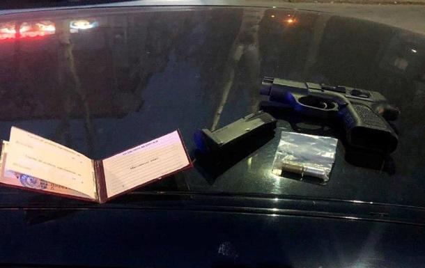 В Запорожье поссорившиеся водители устроили стрельбу