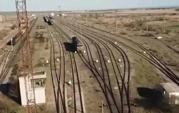 Глава Укрзалізниці показав використання дронів для впіймання злодіїв