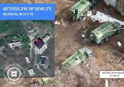 Российские войска на Донбассе. Свежие факты (ФОТО)