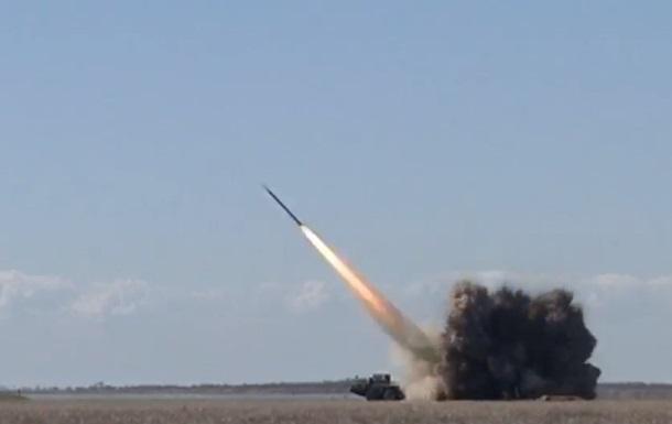 Военные испытали ракетные комплексы Ольха М