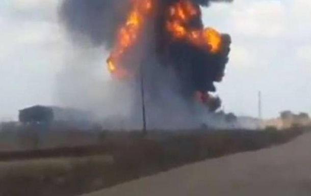 На нафтопроводі у Венесуелі стався вибух