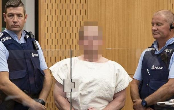 Нападнику з Крайстчерча висунули обвинувачення у 50 вбивствах