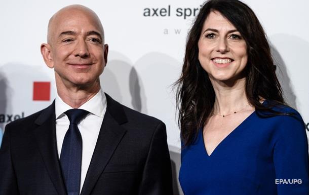 Екс-дружина найбагатшої людини відсудила $35 мільярдів