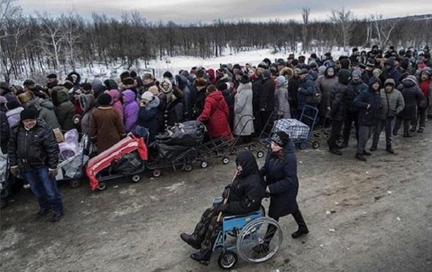 В очередях на Донбассе с начала года умерли 16 человек – ОБСЕ