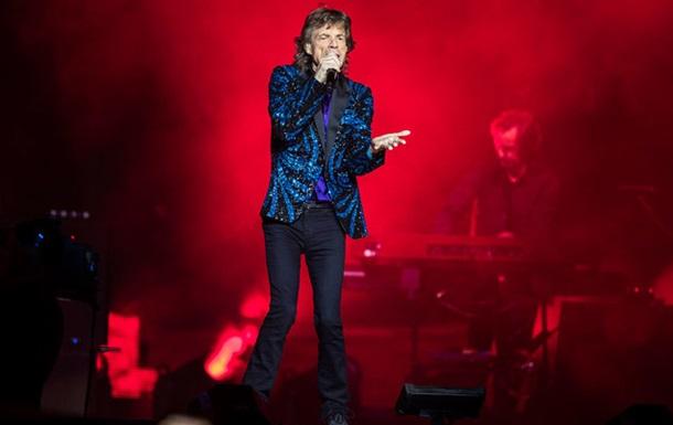 Лідер The Rolling Stones переніс операцію на серці - ЗМІ
