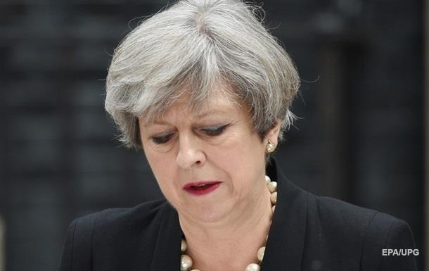 Мей просить у ЄС нової відстрочки з Brexit