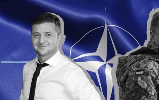 Зеленский - не Голобородько. Что такое - Украина в НАТО, но после референдума?