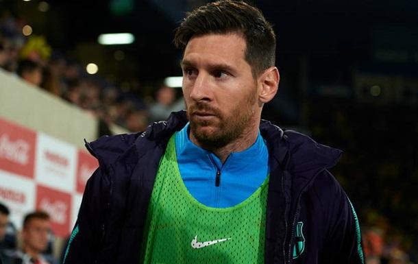 Барселона почне переговори з Мессі про довічний контракт