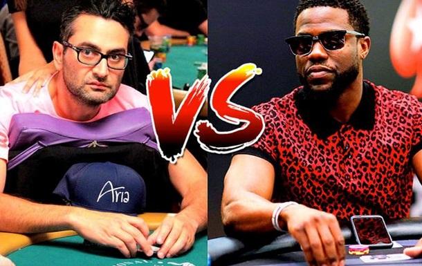 Звезда покера Антонио Эсфандиари готовится победить в боксёрском пари