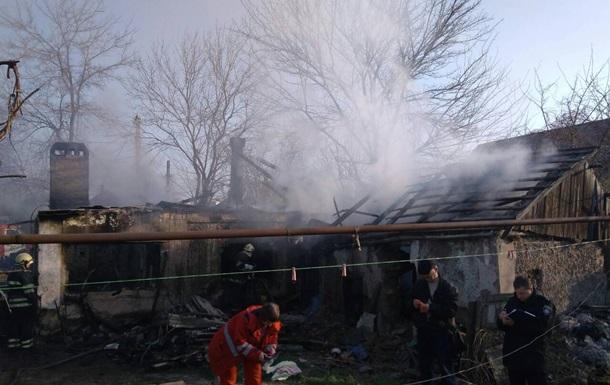 На пожежі в Кривому Розі загинули три людини