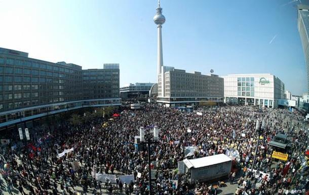 У Німеччині тисячі людей протестують проти підвищення орендної плати