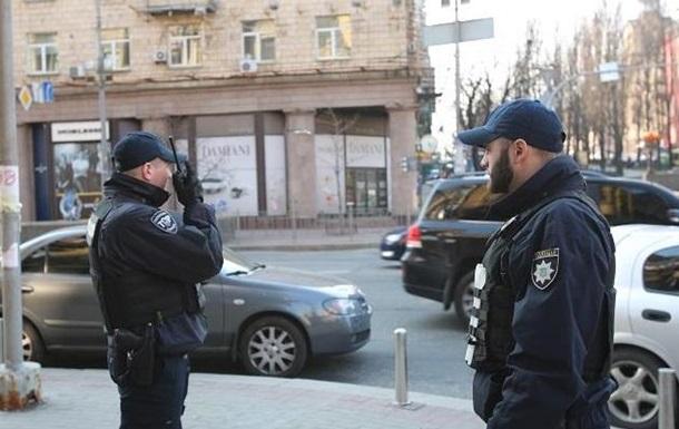 Поліція посилила патрулювання Києва