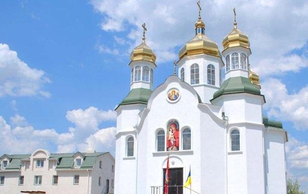В Луганске обыскали храм ПЦУ