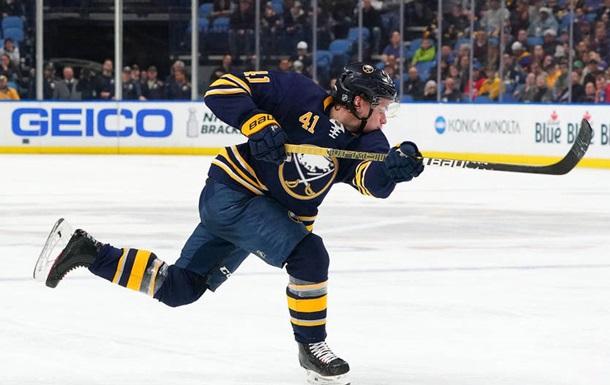 НХЛ: Баффало разгромил Детройт, Айлендерс - Вашингтон