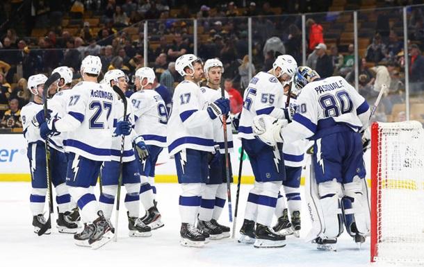 Определились все пары плей-офф НХЛ