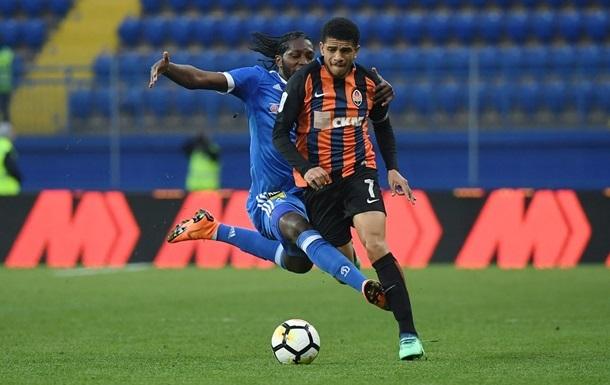 Шахтар - Динамо 1:1. Кубок України онлайн