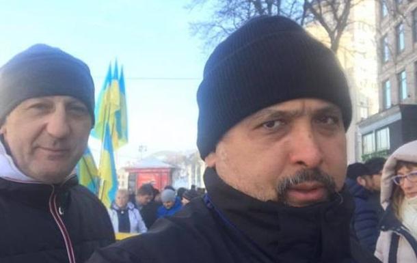 Бедовой и Юга обнулили рейтинг Валентина Наливайченко