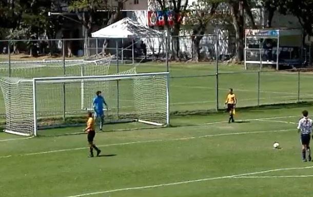 У Мексиці забили божевільний гол із пенальті