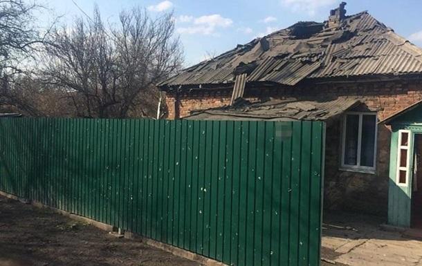 У Луганській області обстріляли прифронтове село