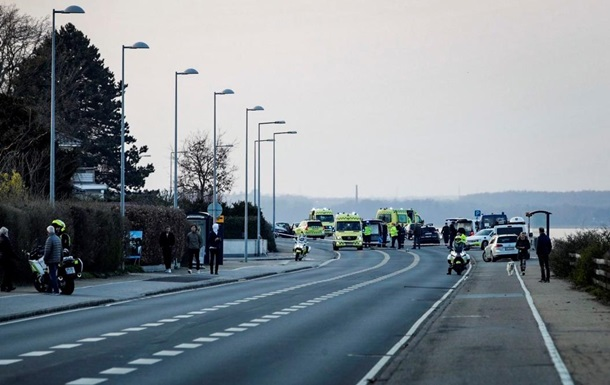 Под Копенгагеном произошла стрельба, есть жертвы