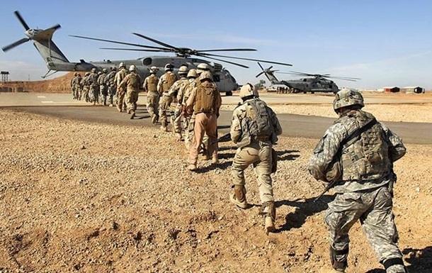 США выводят войска из Ливии