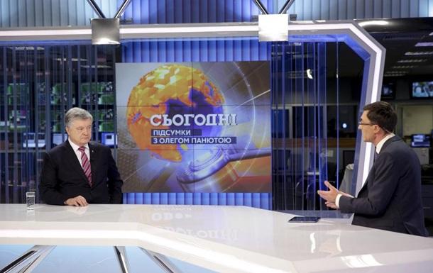 Порошенко заявив, що готовий пройти допінг-тест VADA