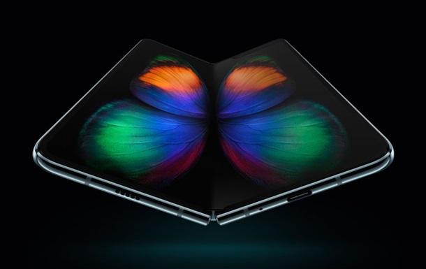 Samsung Galaxy Fold: видео