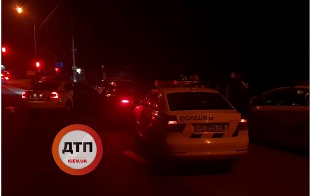 В Киеве с погоней задержали пьяного экс-нардепа
