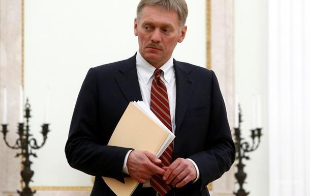 В Кремле прокомментировали готовность Зеленского к переговорам