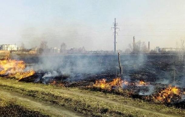 В Черниговской области за сутки произошло 86 пожаров