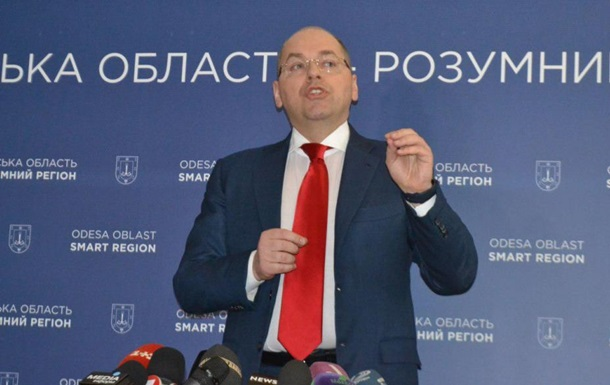 Одесский губернатор отказался покидать должность