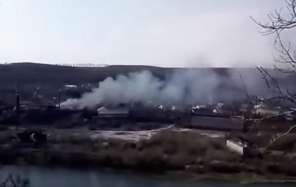 В Черновицкой области горит сахарный завод