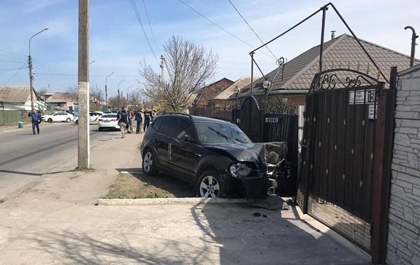 У Запоріжжі жінка-водій на смерть збила дитину