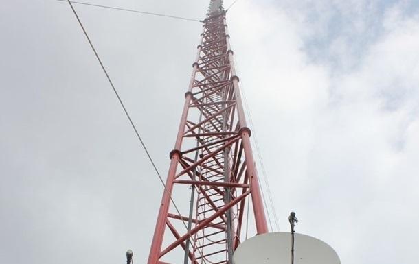 На Луганщині відключили телебачення і радіо