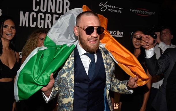 Макгрегор влаштував бійку в ірландському пабі
