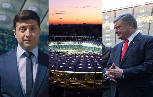 Итоги 08.04: Дата дебатов и демарш в Одессе