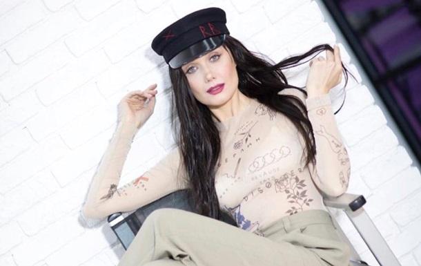 Украинская певица Евгения Власова вернулась в музыку после болезни
