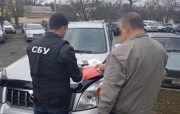 В СБУ заявили о раскрытии схемы легализации сепаратистов