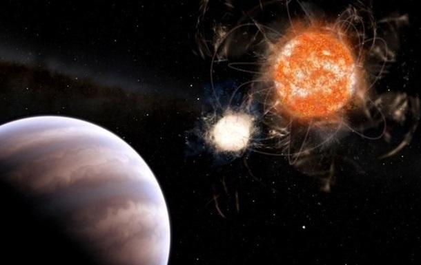 Астрономи знайшли планету, більшу за Юпітера в 13 разів