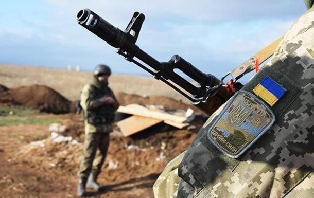 На Донбасі з початку доби вісім обстрілів