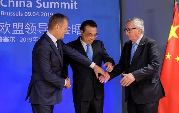 Китайський прорив: чого досягнув ЄС на саміті з КНР