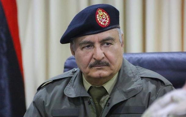Лівія: хто такий генерал Хафтар і що пов язує його з Москвою - DW