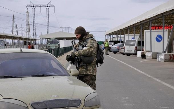 На Донбасі відновив роботу пункт пропуску Мар їнка