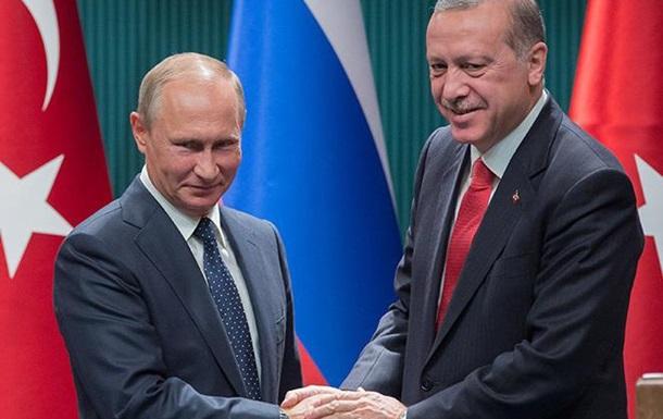 Турецкий гамбит: зачем Эрдоган с Путиным встречался