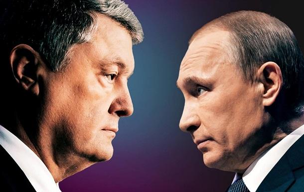 Билборды Порошенко с Путиным: реакция соцсетей