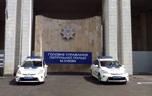 У центрі Києва викрали чотири люксових авто - ЗМІ