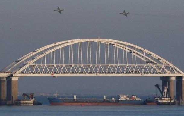 РФ погрожує Києву військовим конфліктом на Азові